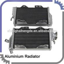 HOT Selling motorcycle radiator for honda CR125 00-01