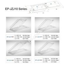 Clam Shell Box Clear plastic Box EP-JZJ10