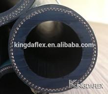 hot salse flexible textile braid conductive NR gunite hose