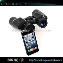 2015 Hot sale Mini Black Binoculars for iphone4