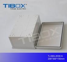 high quality plastic enclosure ABS distribution box polycarbonate terminal box