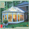 triangle glass sun house aluminum sunroom sun patio