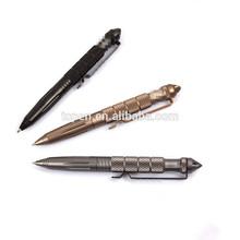 metal military uzi tactical pen