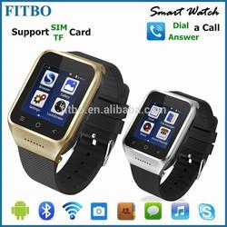 Top Popular 5.0MP Camera Wifi 1.54 touch screen calculator watch