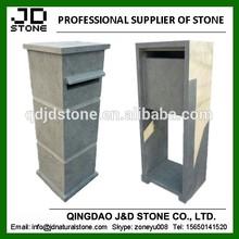 stone letter box/ Belguim bluestone mailbox/ Belguim letterbox