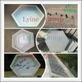 moldes de pvc para pavers de concreto