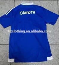 universidad de chile y de mejor calidad de tailandia camisetas de fútbol