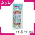 inteligente rellena muñeca de vinilo que habla IC muñeca blando de felpa EN71 ASTM AZO gratis