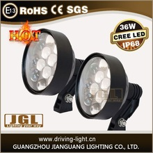 "5"" 36W HID/LED CREE Driving light Headlight offroad led work light CE, RoHS, IP67"