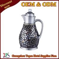 glass refill tea pots thermos TP010