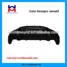 Auto bumper Plastic injection mould maker