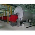 Desempenho confiável WNS caldeira de água quente manutenção