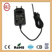 13v 1.5a KC approval dc power adapter