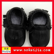 Alibaba wholesale Glory cute handmade baby shoes and best selling infant boots casual leather baby moccasins