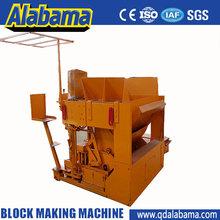 high output factory export directly kenya soil cement interlocking brick making machine