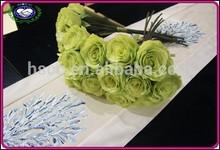 professional pure hand-made wedding bouquet flower for bride decoration bridesmaids bouquets wholesale price