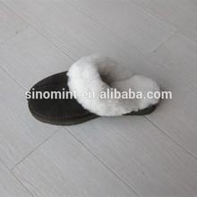 Australia women high quality winter nuknuuk sheepskin slipper