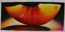 hot selling still life fruit oil painting on canvas