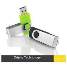 Custom logo promotional 1 gig usb flash drive wholesale