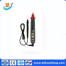 Double insulation protection AC DC voltage multimeter digital pen type multimeter