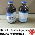 Atp aminoácido& selenito de sódio injeções de china peixes pregado