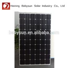 2015 255w mono pv solar panel best price , photovoltaic solar module