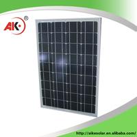 Alibaba china supplier pv solar module,60w mono solar cell pv module