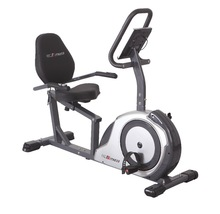 Commercial Grade Magneitc Recumbent Bike RB3.1 Home Fitness Exercise Bike with Duty Flywheel