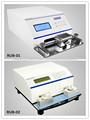 équipement de test de solidité des teintures/encre. solidité au frottement testeur