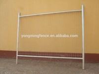 galvanized steel welded wire fence panels