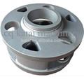 Fundición de acero portasatélites usedforwind urbineset qt700-2a de granallado, chorro de arena, el ácido limpia de fundición de piezas de acero