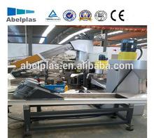 plastic recycling granulator machine/pelletizer machine/plastic granules making machine
