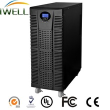 IWELL CG 10kva dsp technology ups for FM Station high frequency online ups