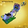 Hot vente de noël arcade. électronique. horse racing jeux