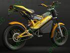 Motorcycle titan homologation