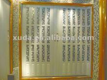 pvc plastic interior door