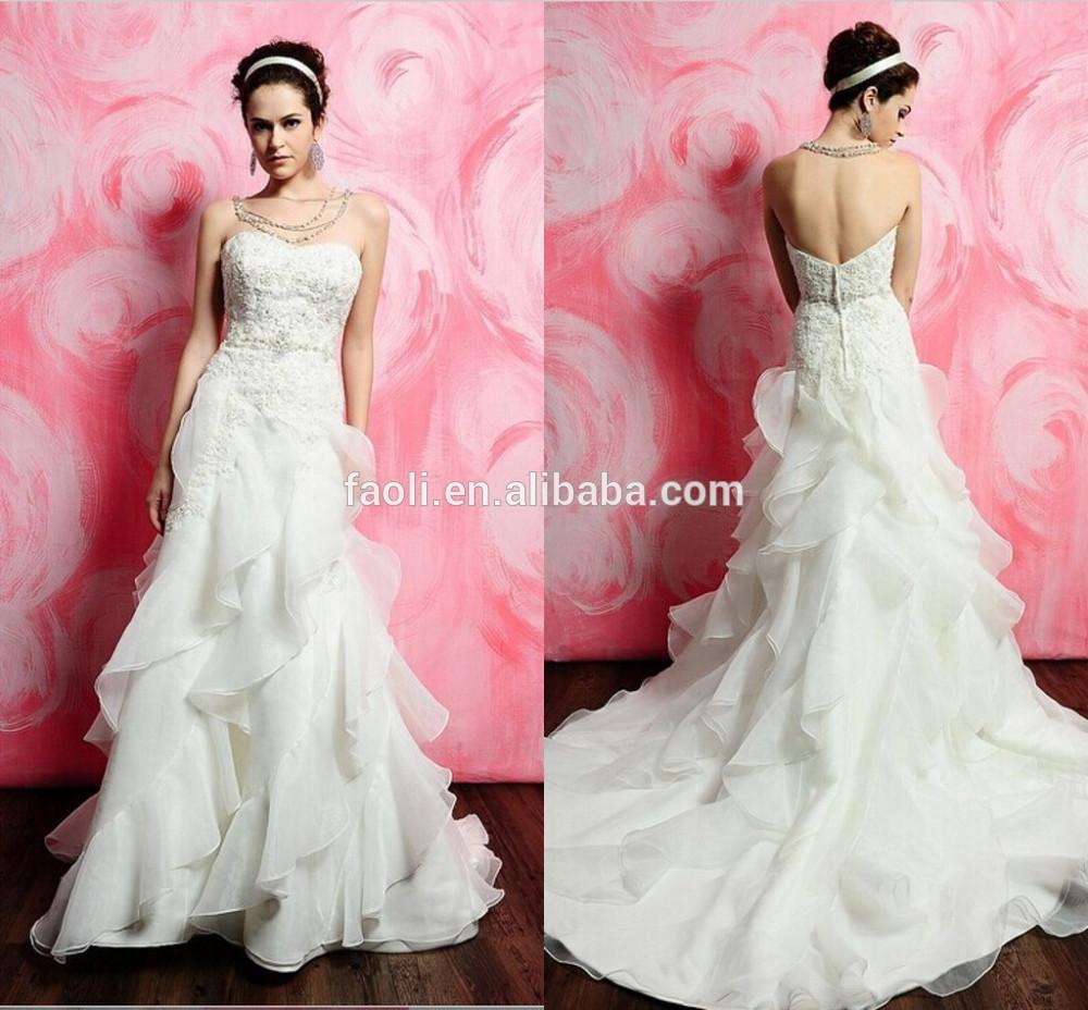 Vestidos de boda de la celebridad imágenes