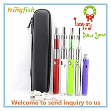 New technology side charging at the bottom of adjustable voltage ego battery vaporizer
