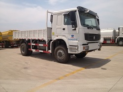 NEW Arrival Diesel Fuel Howo 4x2 30 tons electric cargo truck