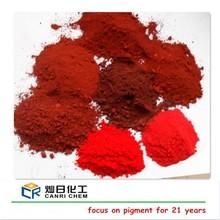 iron oxide reds