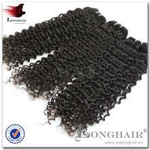 Hot sale unprocessed 5a top virgin Brazilian hair weave