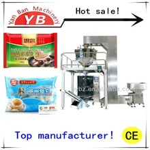 YB-420 Automatic Frozen Dumpling and Meatball Packing Machine