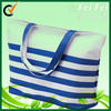 Hot sale promotional canvas beach bag