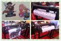 Mais quente china best-seller amplamente mini-usado vinil de impressão e corte plotter/computadorizada cortador de contorno