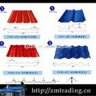 steel roof covering long span roof sheet
