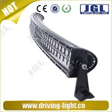 "Hotest 50"" curved light bar,6-50"" curved bar lighting equipment"