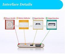 Cheap most popular portable power bank 5000 mah