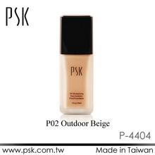 5P4404 PSK 30ml Beige Color Mineral Ingredient Face Makeup Foundation Liquid