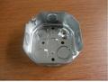 """Cetl listados 1 1/2"""" profunda galvanizado metálica octogonal caixa de junção"""