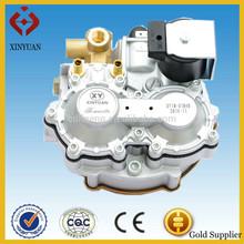 Inyección secuencial auto regulador de gas